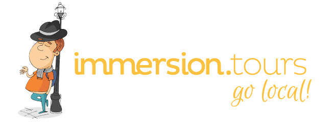 immersion.tours | go local!
